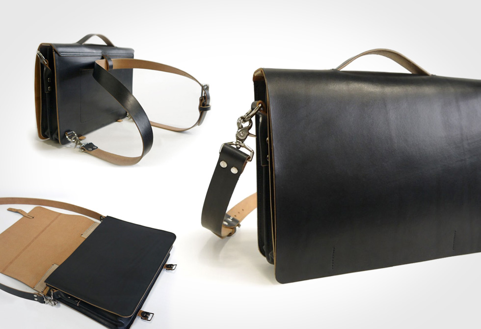 Basader Messenger Bag