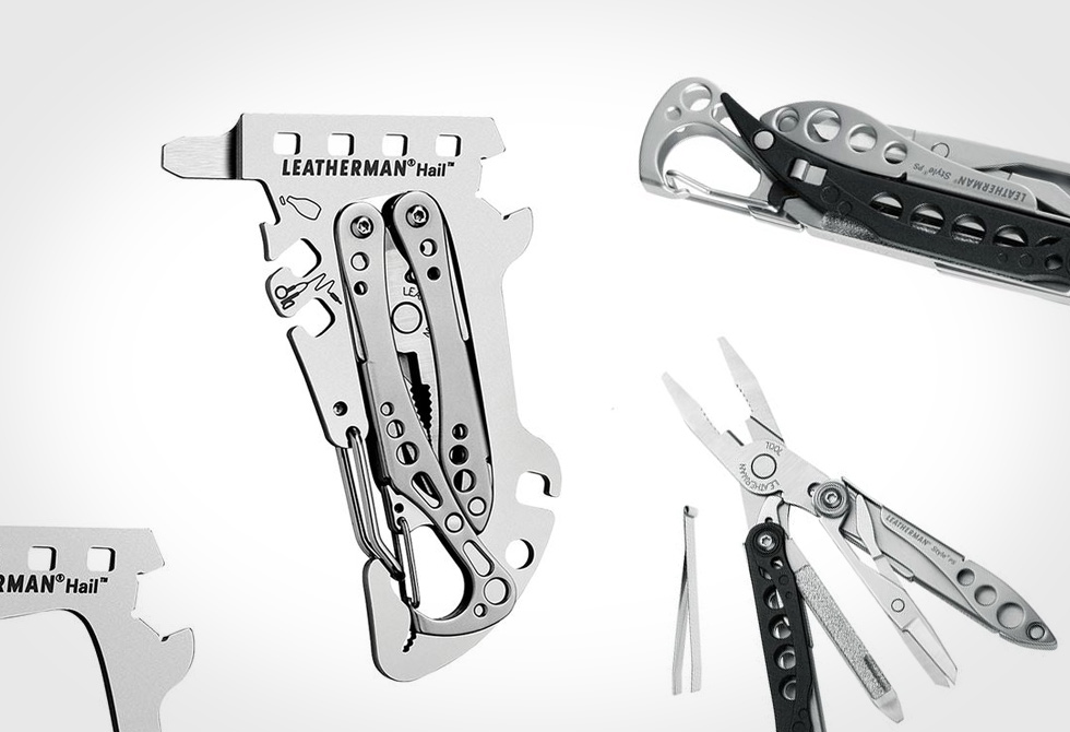 Leatherman Hail + Style PS