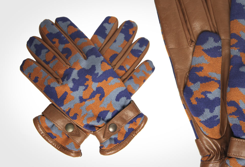 Camo Gloves by Orley