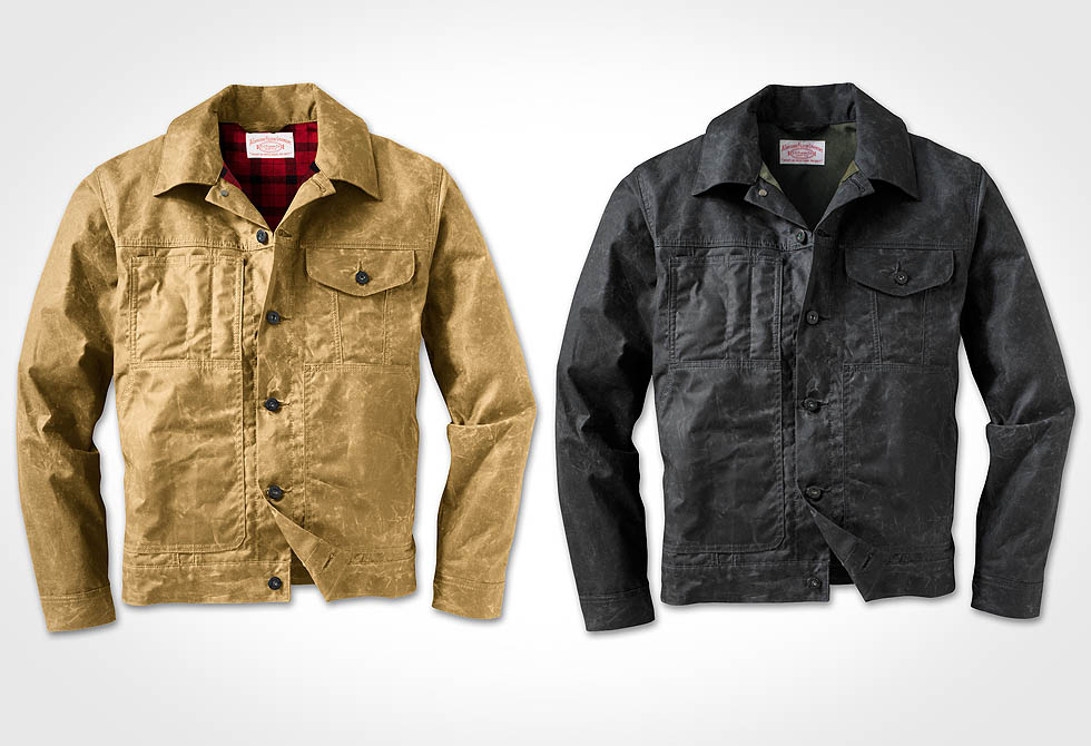 Filson Lined Short Cruiser Jacket - lumberjac.com