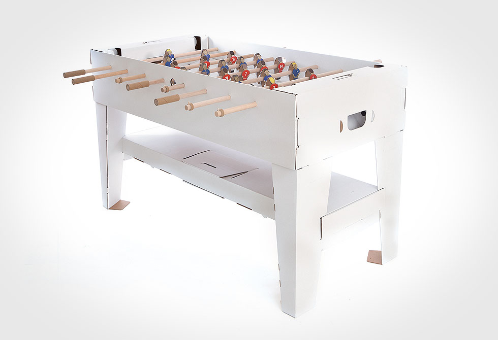 Kartoni Foosball Table - LumberJac