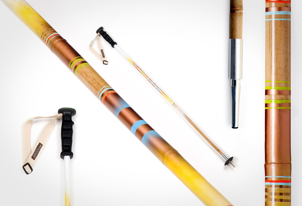 Wasatch Sunrise Trekking/Skiing Pole - LumberJac