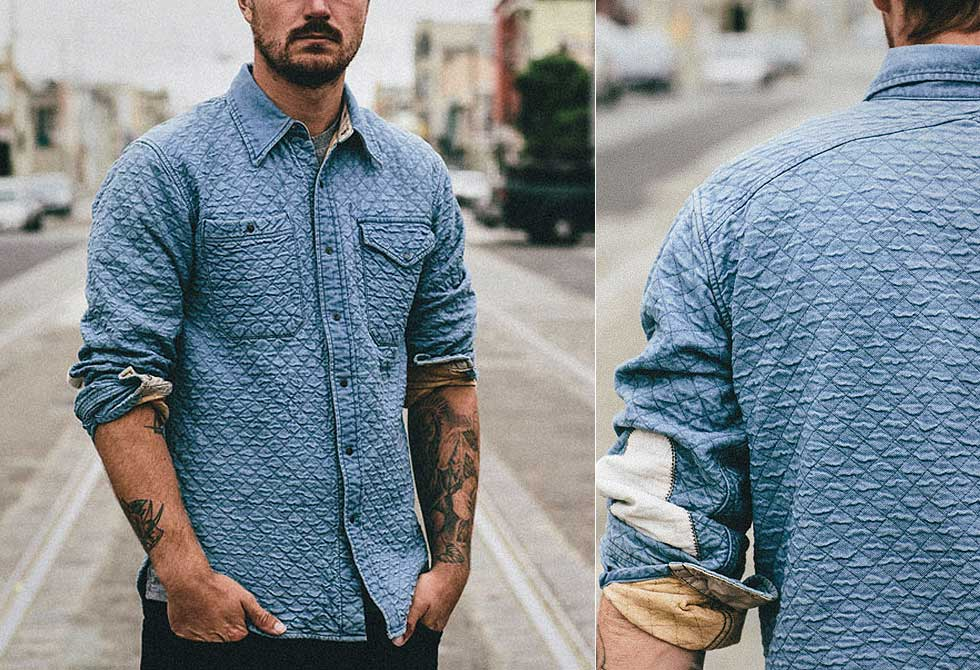 Danali Denim Button-up - LumberJac