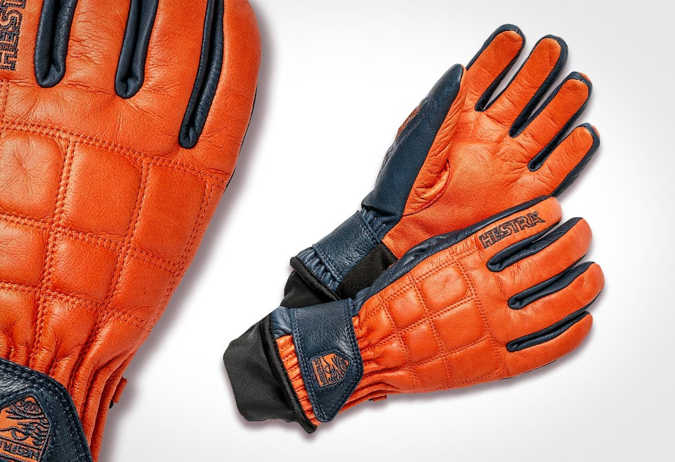 Henrik Leather Pro Glove - LumberJac