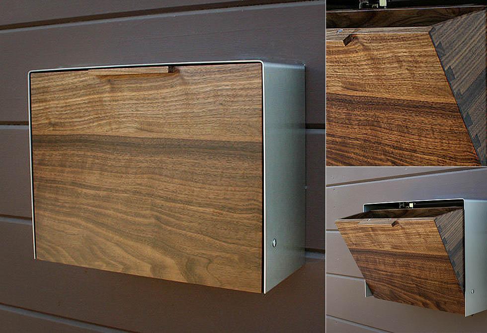 Mailbox by CeCeWorks - LumberJac
