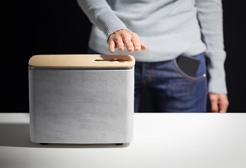 PACO Bluetooth Speaker - LumberJac