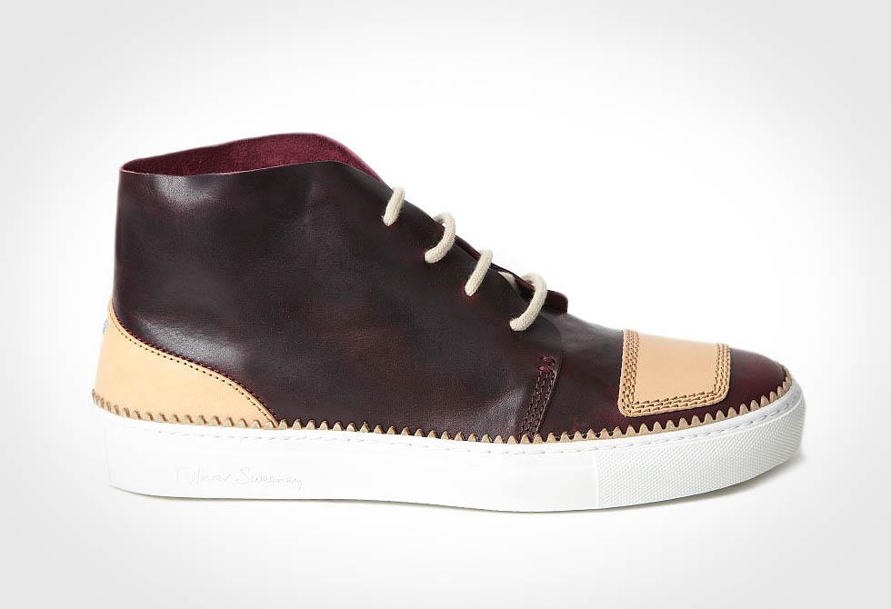 Raso Chukka Boots - LumberJac