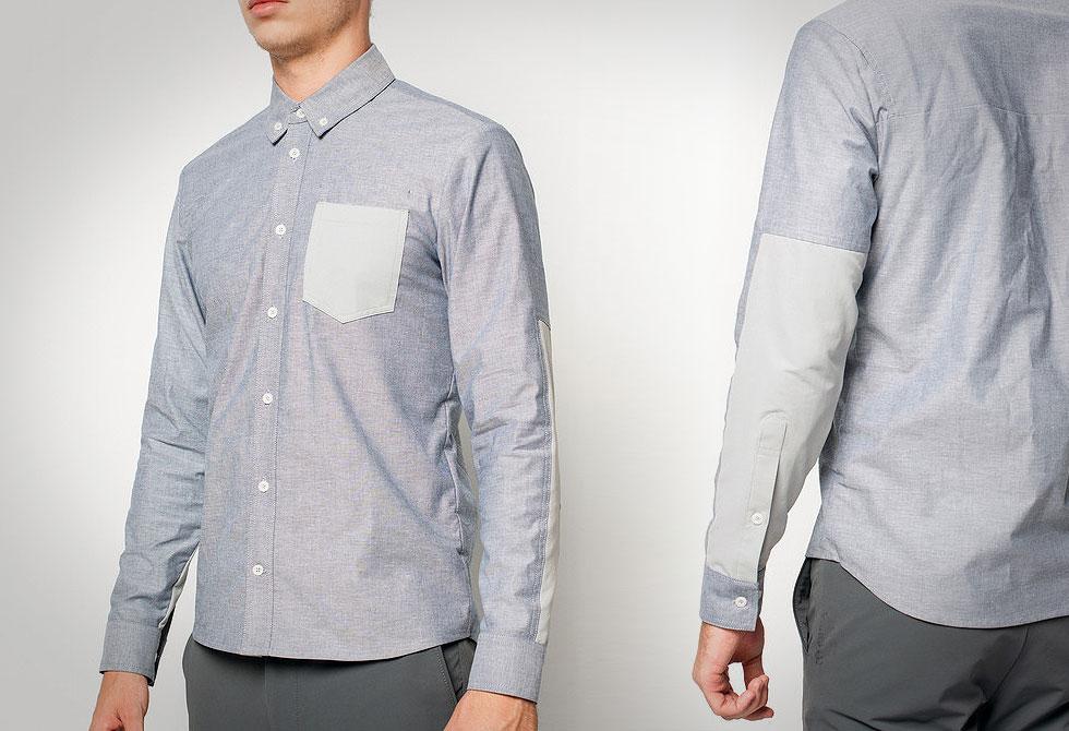 Indigo Vanguard Shirt - LumberJac