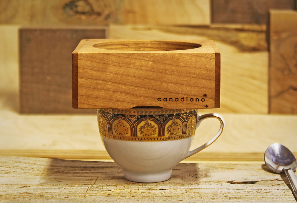 Canadiano Coffee Maker - LumberJac
