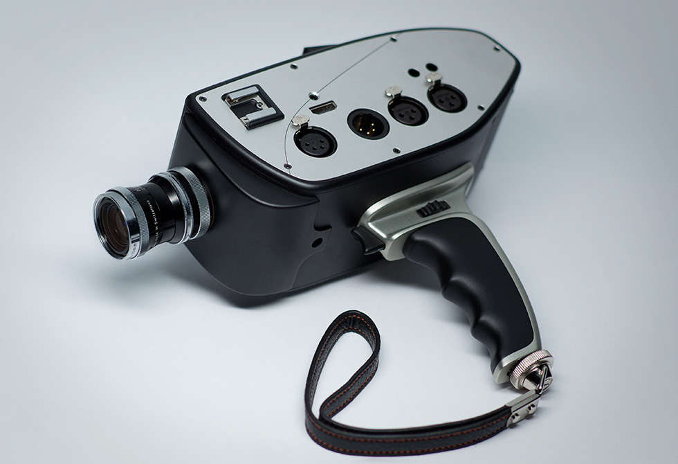 D16 Cinema Camera by Digital Bolex - LumberJac