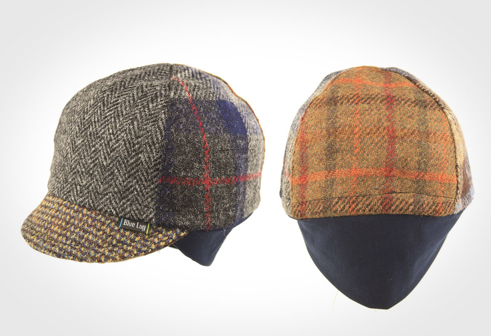 Harris Tweed Winter Cap - LumberJac