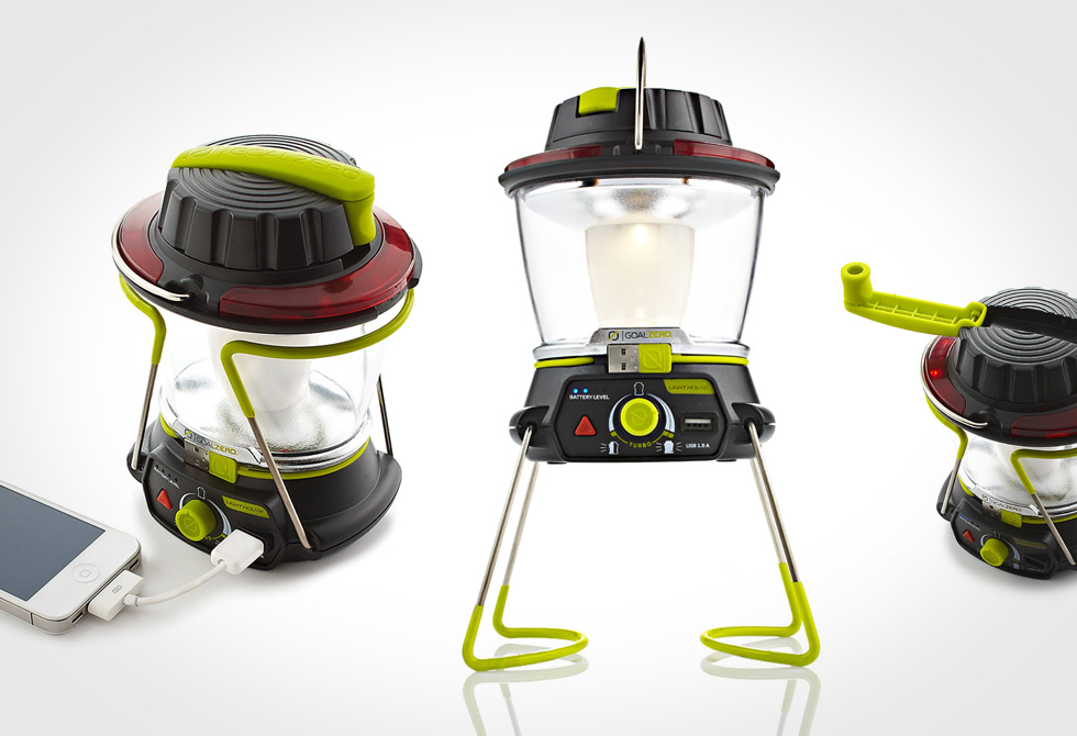 Lighthouse 250 Lantern - LumberJac