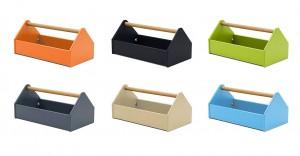 Loll Toobox colors - LumberJac