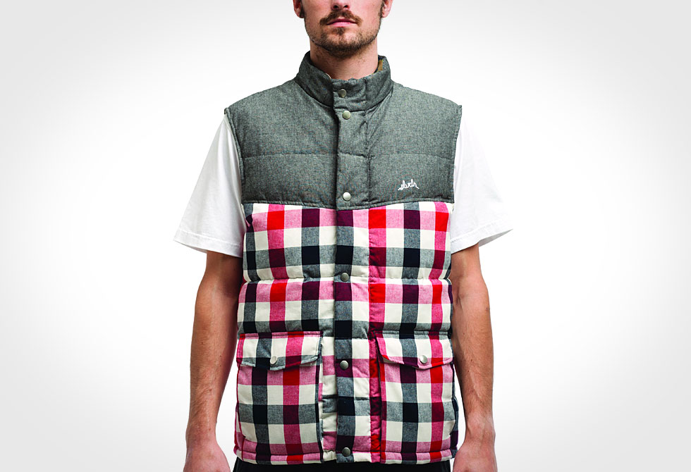 Keading Insulated Vest by Slvdr - LumberJac
