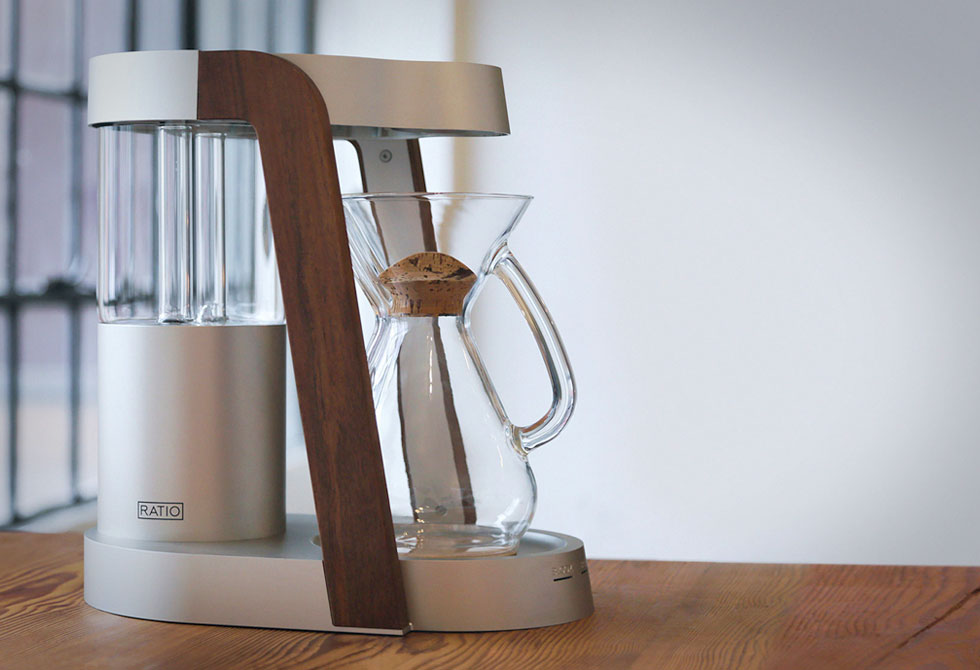 Ratio Coffee Machine - LumberJac