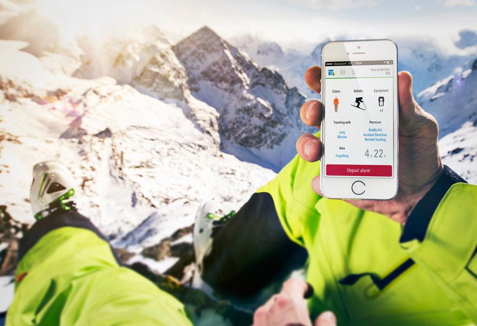 Uepaa App - LumberJac