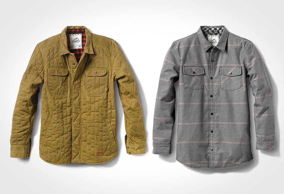 Vans Hybrid Mountain Edition Jackets - LumberJac