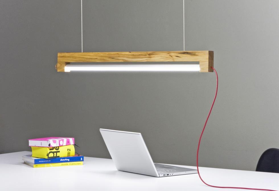 Ninebyfour LED Lamp - LumberJac
