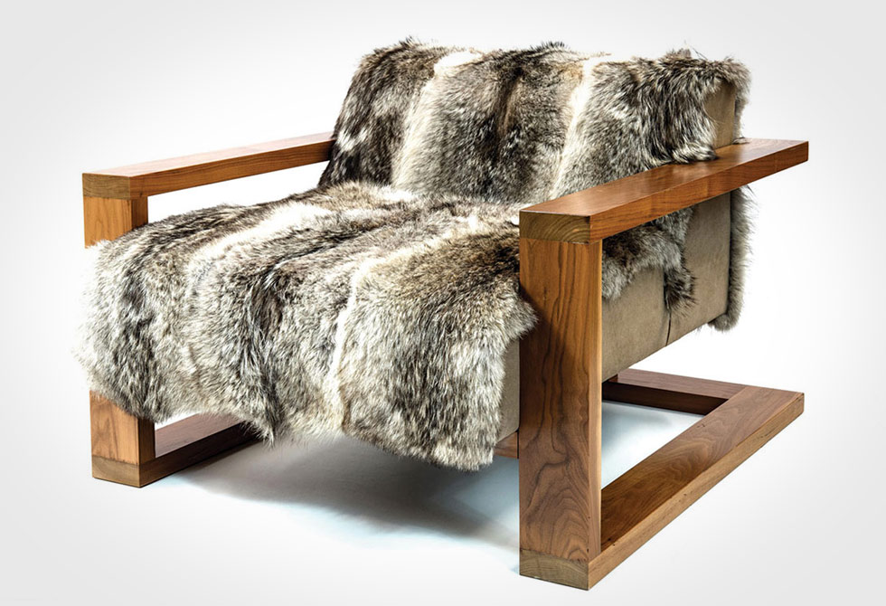 Caribou Chair - LumberJac