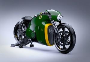 Lotus C-01 Green - LumberJac