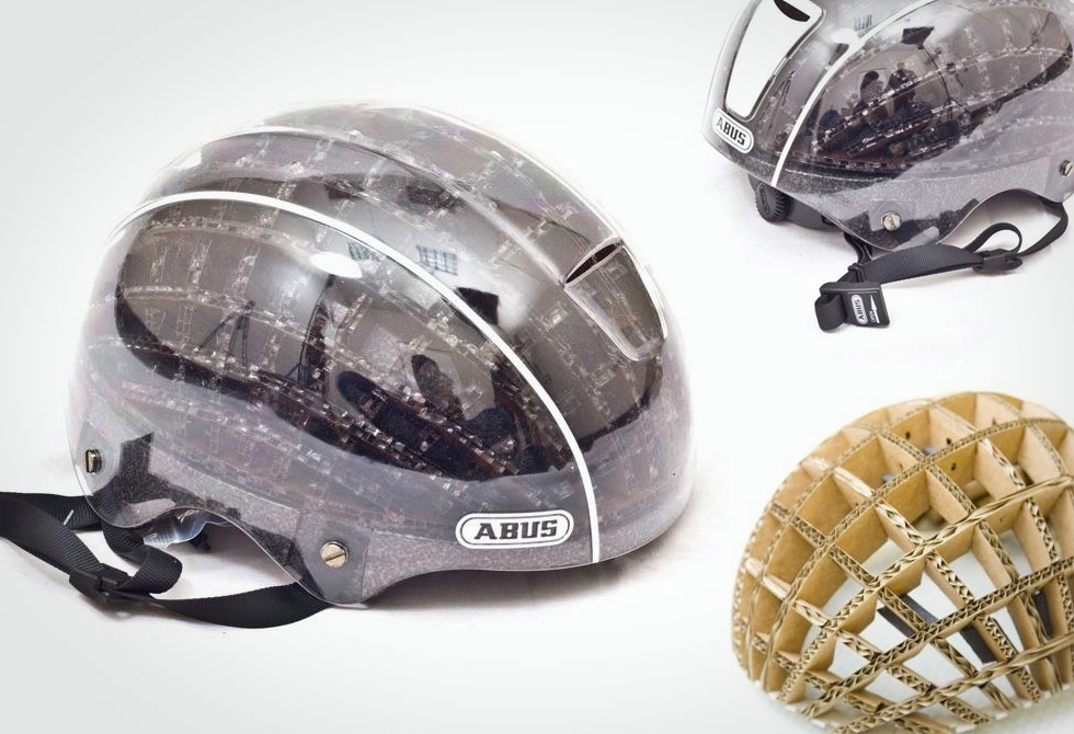 Abus Kranium Performance Helmet - LumberJac