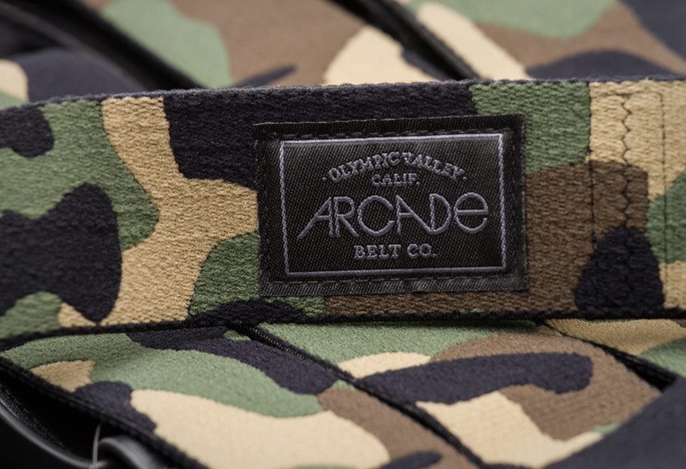 Arcade Belts - LumberJac