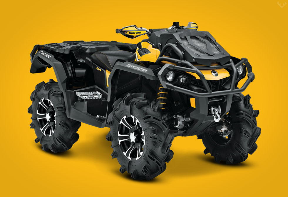 CAN-AM Outlander 1000x - LumberJac