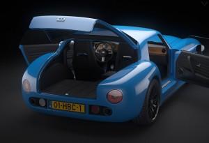 HB Coupe Road Racer - LumberJac