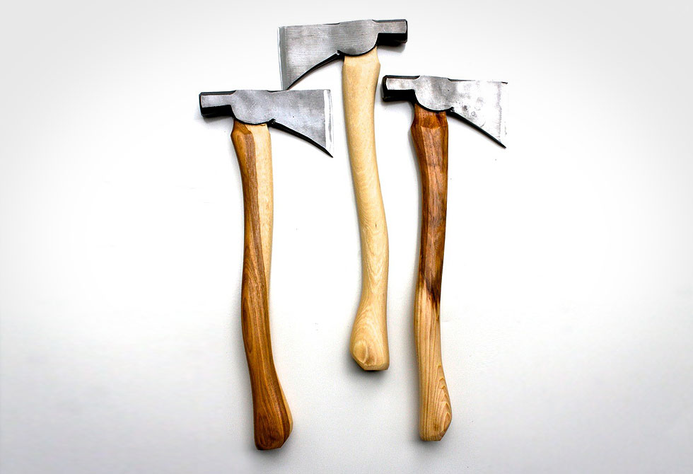 Naturalist-Curved-Hatchets - LumberJac
