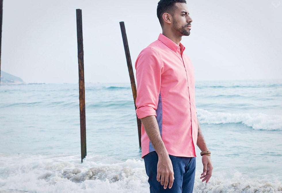 Newport Shirt - LumberJac