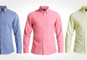 Newport Shirt Colors - LumberJac