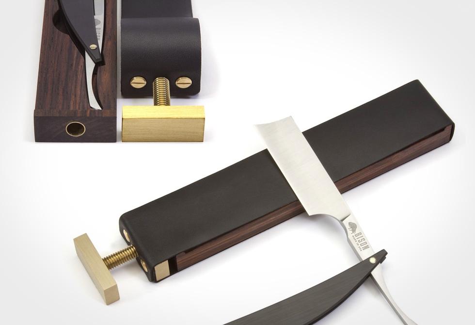 Paddle Strop Razor Case - LumberJac