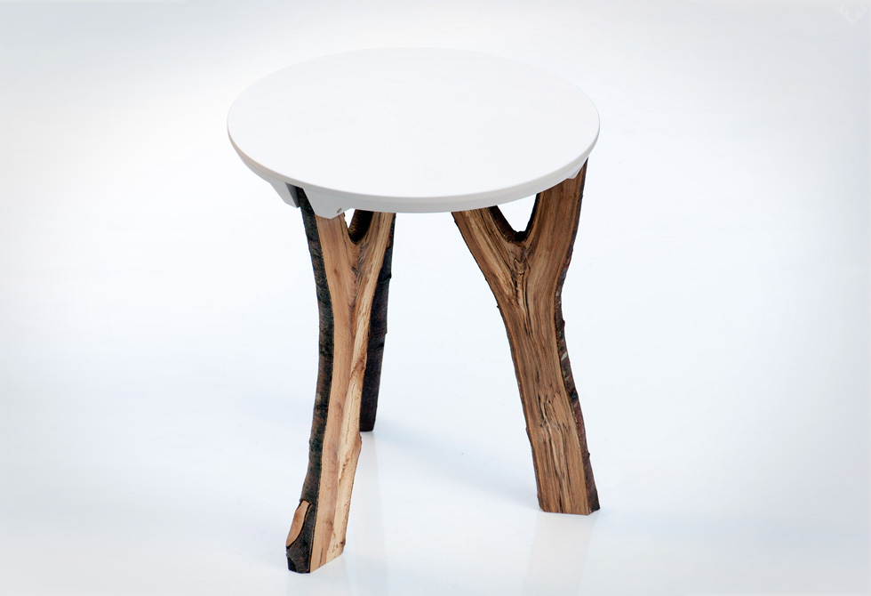 Branch Stool - LumberJac