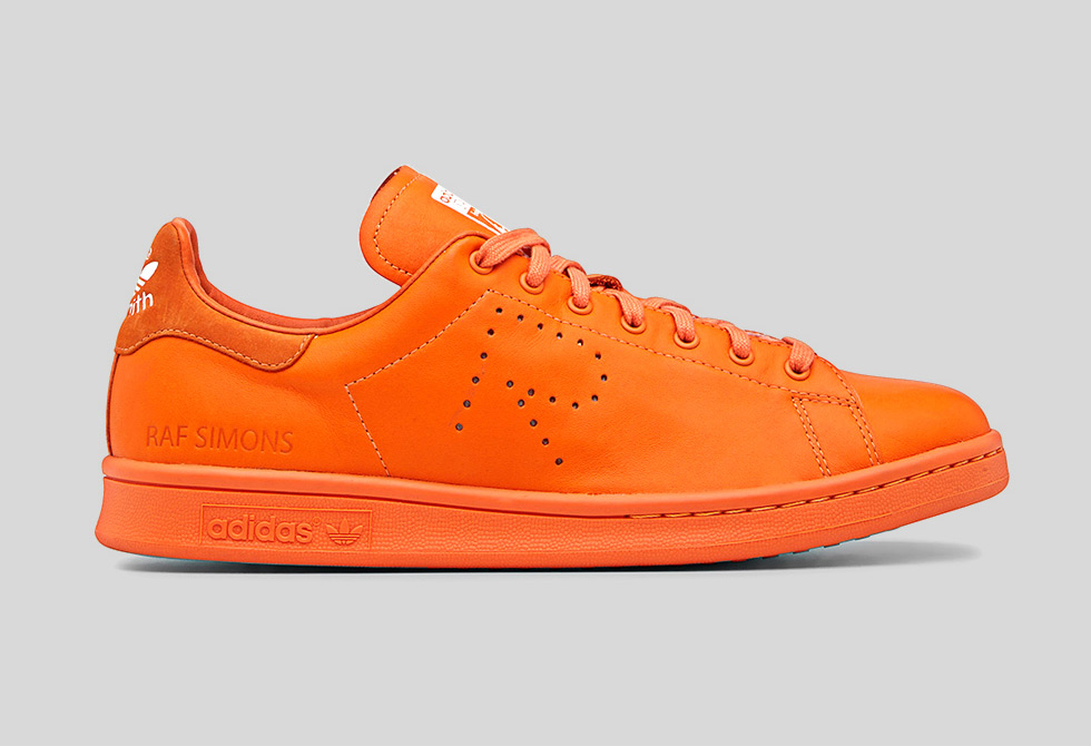 Adidas x RAF Simons Stan Smith Orange - LumberJac