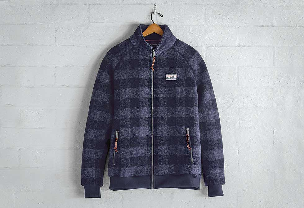 Pategonia-Reclaimed-Wool-Jacket-1 - LumberJac