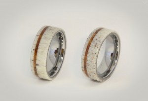 Deer-Antler-Titanium-ring1-LumberJac