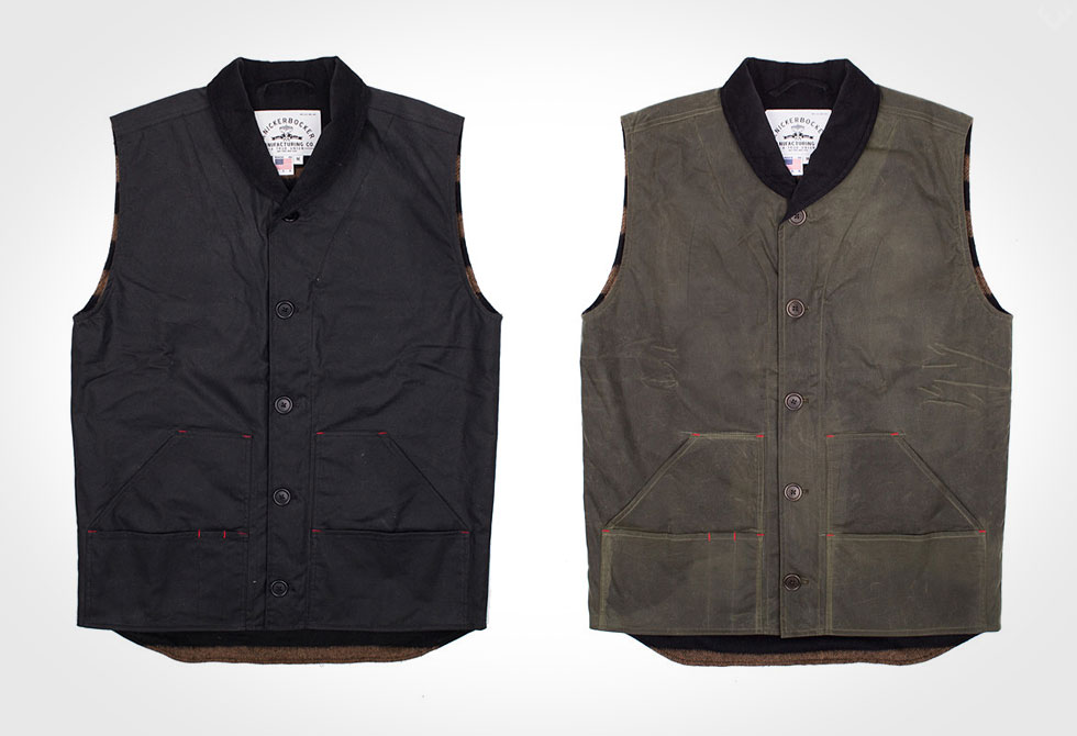 Knickerbocker-Waxed-Canvas-Vest-1-LumberJac
