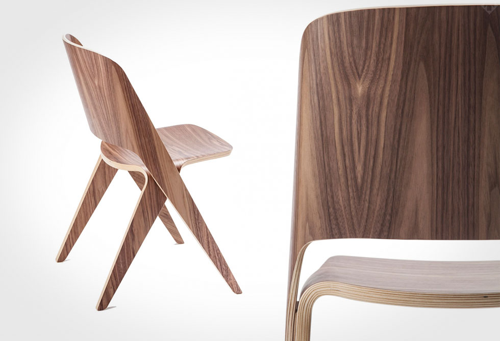 Lavitta Molded Plywood Chair 1 LumberJac