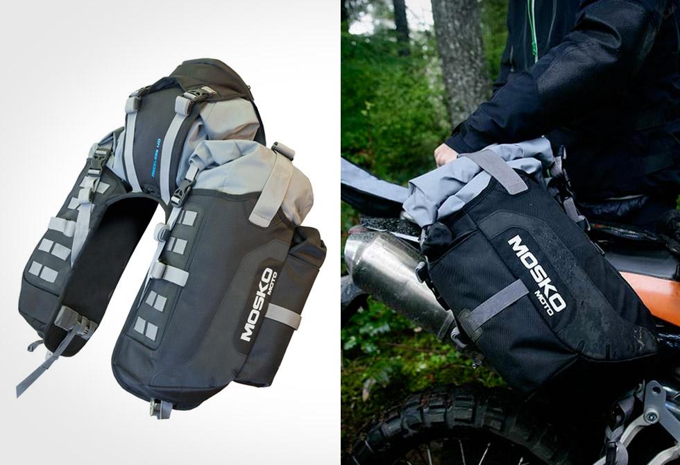 Mosko-Moto-Reckless-40L-System LumberJac