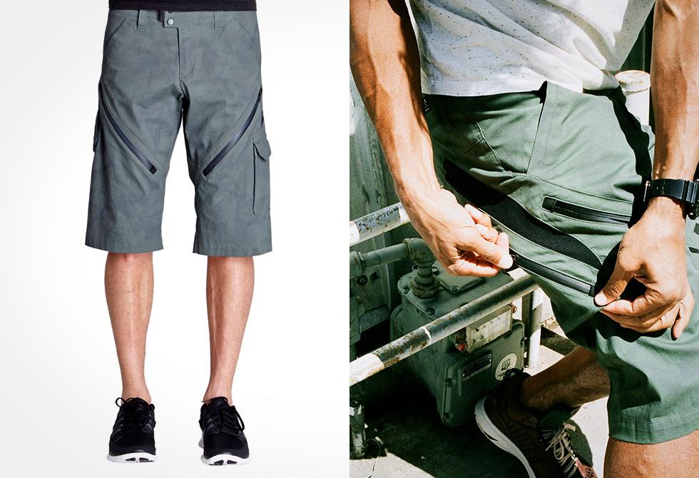Innak-All-Terrain-Shorts-LumberJac