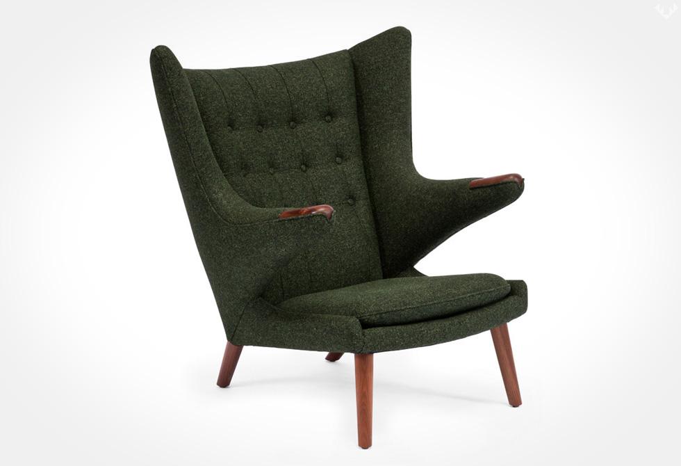 Modernica-Papa-Bear-Chair-Hans-J-Wagner-LumberJac