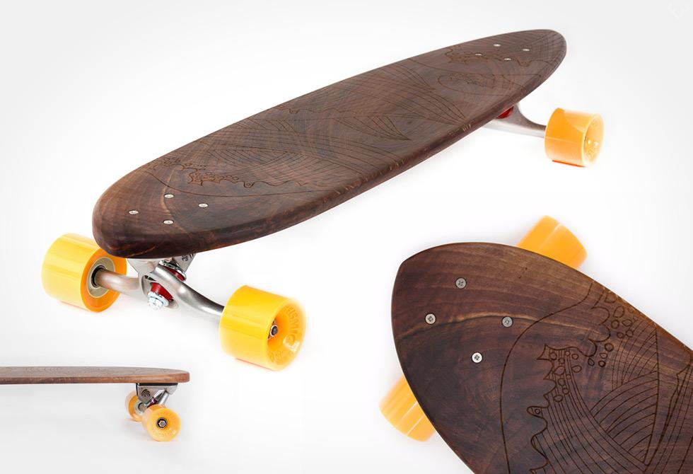 Solid-Walnut-Pintail-Longboard-LumberJac