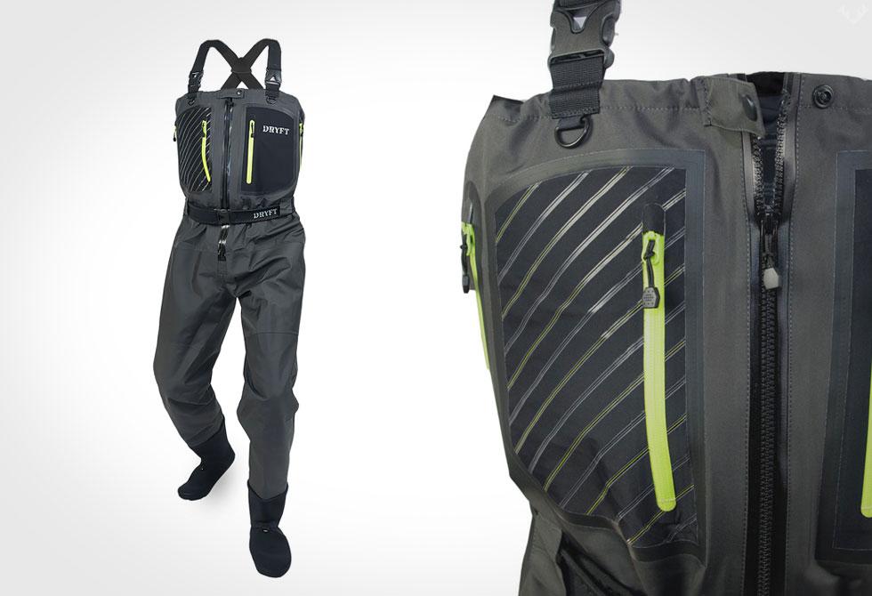 DRYFT-Primo-Zip-front-Waders-LumberJac