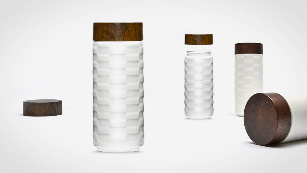 Brick Travel Mug LumberJac