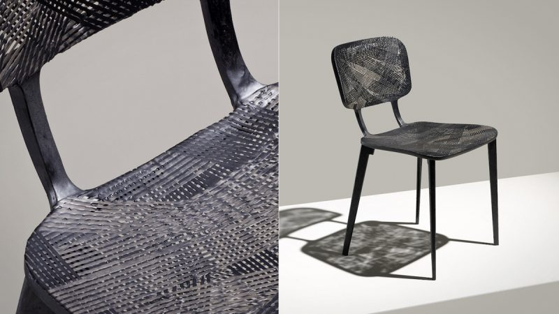 2.31 Recycled Carbon Chair