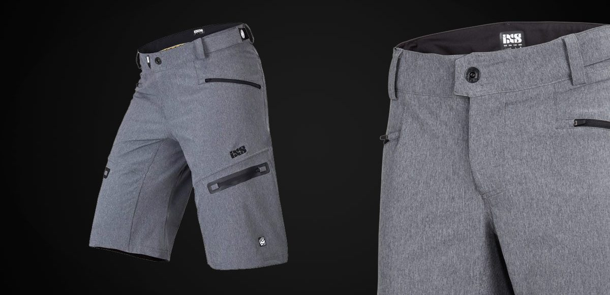 IXS Sever 6.1 MTB shorts