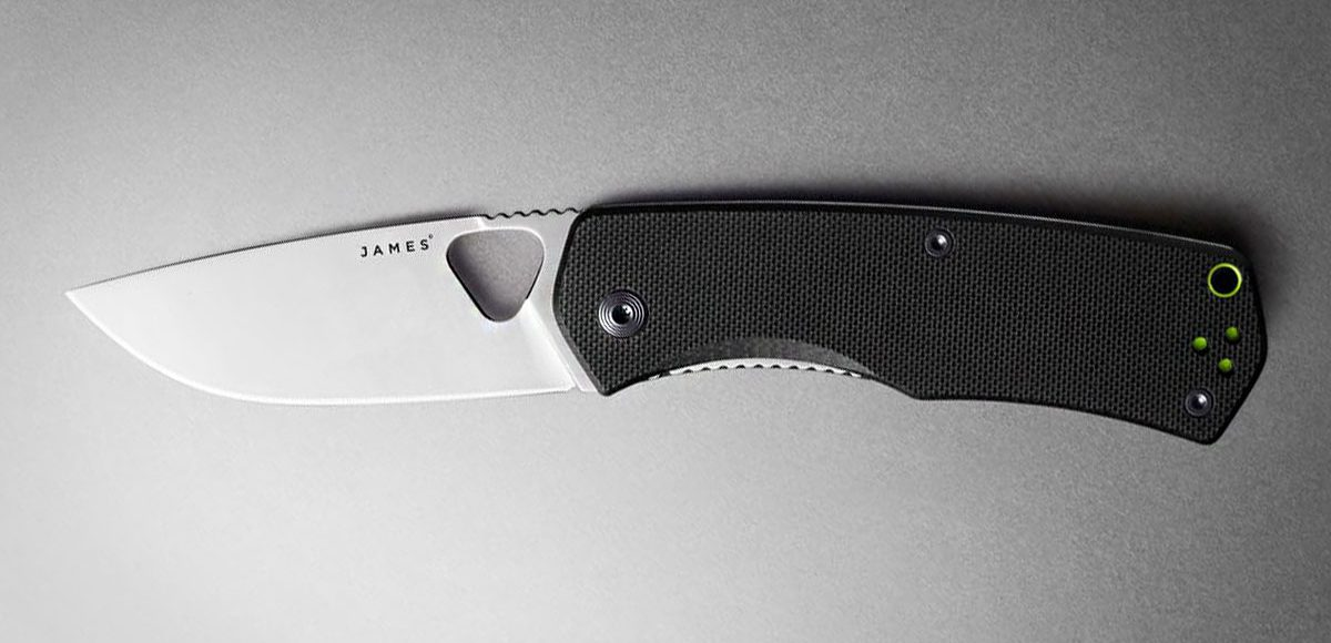 The James Brand Folsom Knife