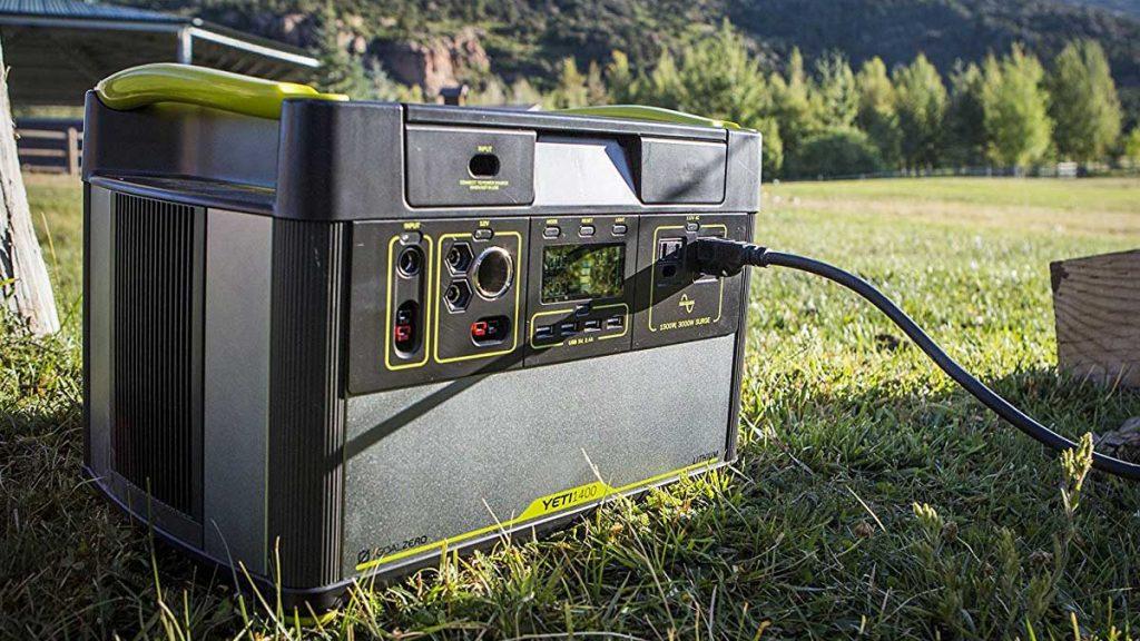 Goal Zero Yeti 1400 Portable Power Station