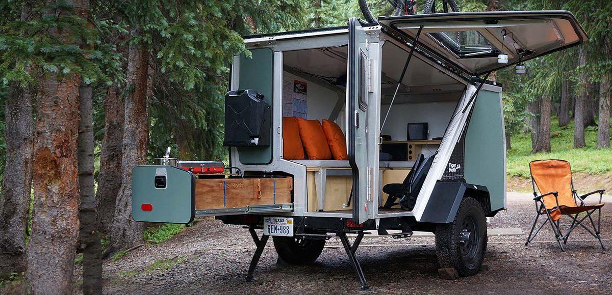 TigerMoth Camper LumberJac