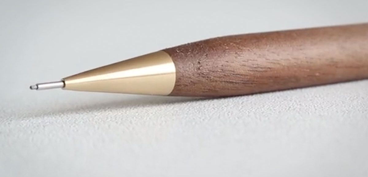 Nicholas Hemingway Handmade Mechanical Pencil